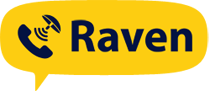 Raven ANM – Mobile Application – Voice and Text Logo